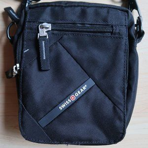Swiss Gear Black small Trave Bag Unisex with strap